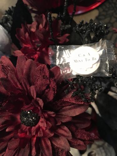 Mint Wedding Favour